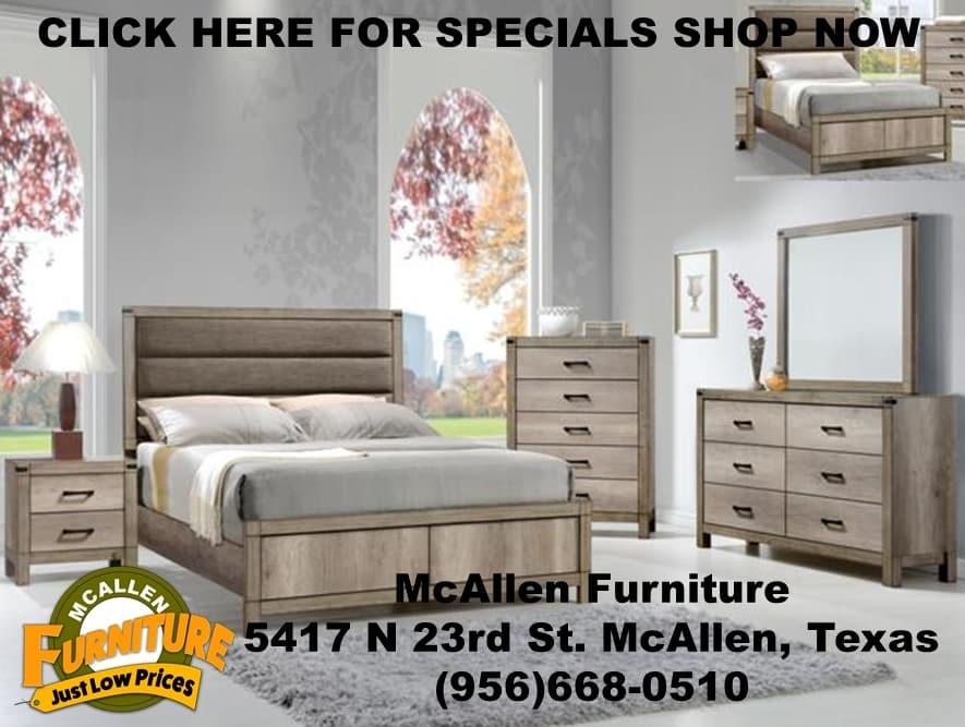 Mcallen Furniture | Just Low Prices!