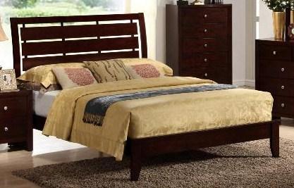 Evan full/queen bed $199.99
