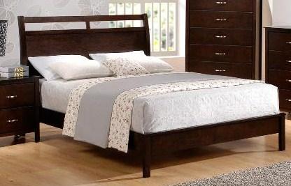 IAN full/queen bed $199.99