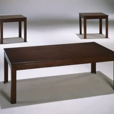 Pierce Coffee Table and End Tables Cocktail set