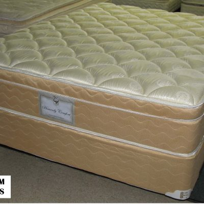 Heavenly Comfort All Foam Mattress Queen Set