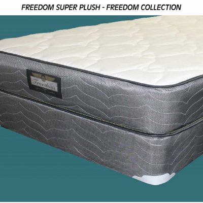 Freedom Super Plush Full Size Mattress Set
