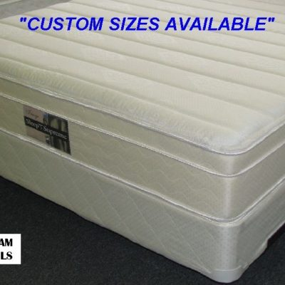 Image II Firm Mattress All Foam Queen Set
