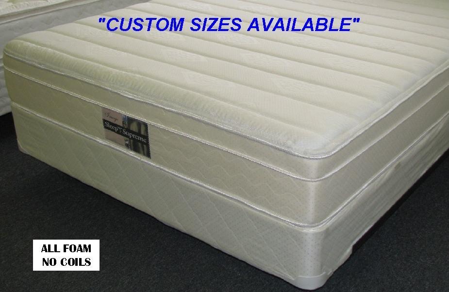 Image Ii Firm Mattress All Foam Queen Set Mcallen Mattress Inc