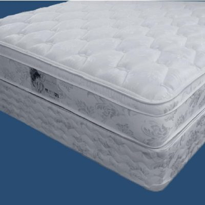 Regal II Euro Top Queen Mattress Set