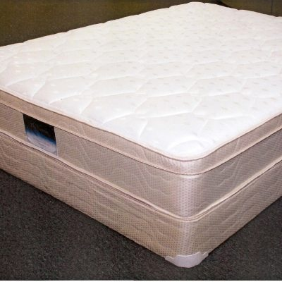 "Premier ""Euro Top"" Queen Mattress Set"