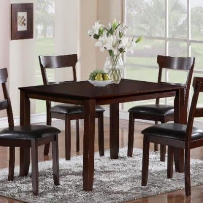 Henderson 5 Piece Dining Table and Chair Set